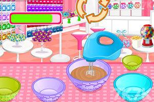《花纹冰淇淋蛋糕》游戏画面5