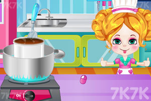 《草莓巧克力礼盒》游戏画面3
