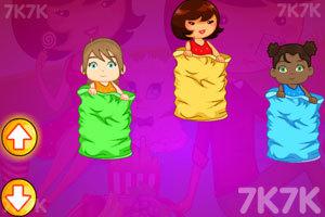 《女孩野餐偷懒》游戏画面3