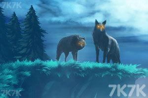 《丛林有只狼》游戏画面1