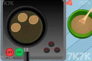 《南瓜煎饼》游戏画面2