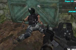 《狙击战神》游戏画面1