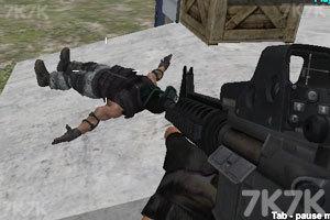《狙击战神》游戏画面2