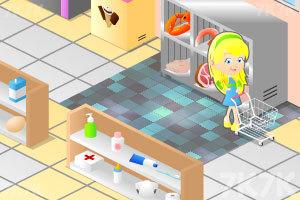 《超市繁忙的一天》游戏画面3