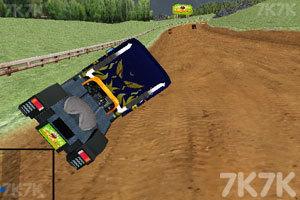 《雷音改裝車大賽》游戲畫面3