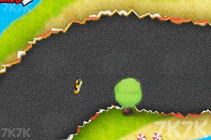《赛道循环赛》游戏画面3