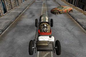 《亡灵驾驶停靠》游戏画面1