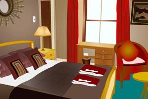 《逃出迷你卧室》游戏画面1