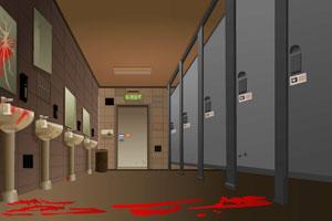 《逃出地铁洗手间》游戏画面1