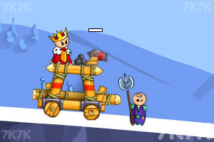 《进击的国王》游戏画面3