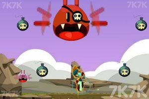 《疯狂的炸弹》游戏画面2