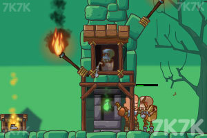 《小勇士闯恶魔城2》游戏画面3