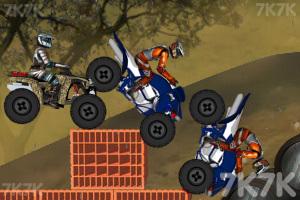 《森林越野挑战赛》游戏画面2