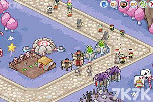 《仙境保卫战中文版》游戏画面2