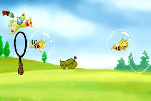 《玛雅气泡》游戏画面1