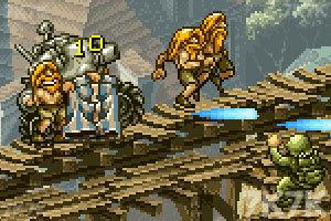 《合金弹头正式版》游戏画面3
