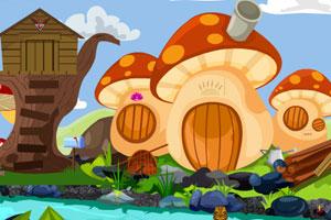 《野餐森林逃脱》游戏画面1