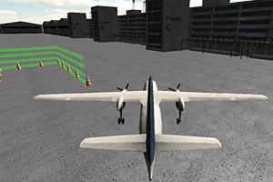 《机场停机3D》游戏画面1