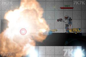 《特种兵之双刃战警升级版》游戏画面3