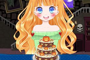 蛋糕小萝莉
