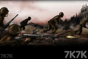 《诺曼底登陆战役》游戏画面2
