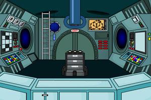 《深海潜艇仓逃生》游戏画面1