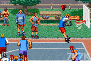 《街头篮球街机版》游戏画面5
