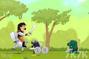 《马桶战神》游戏画面2