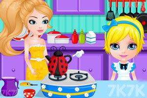 《芭比宝贝的茶话会》截图2