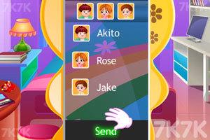 《可爱宝贝的花园聚会》游戏画面3