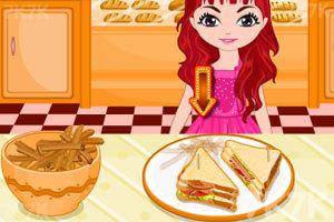 《可口火鸡三明治》截图1