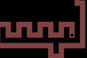 《方块走迷宫》游戏画面1