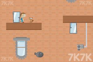 《抱猫求生记》游戏画面4