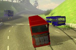 《狂野公交车赛》游戏画面1