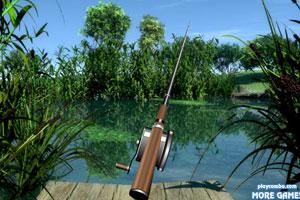 《钓鱼去!》游戏画面1