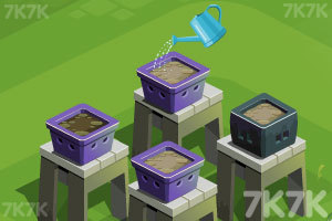 《赞德拉的花园》游戏画面1