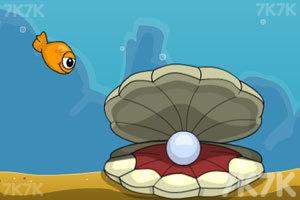 《贪婪的小鱼》游戏画面2