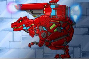 《组装机械恐龙》截图1