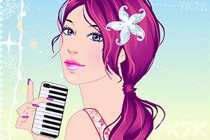 《拿iPhone的女孩》游戏画面3