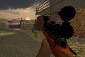 《狙击英豪》游戏画面1