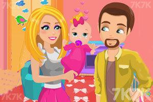 《漂亮的婴儿房》游戏画面4