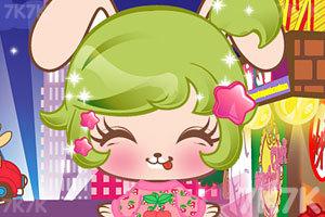 《萌萌猫小妹》游戏画面1