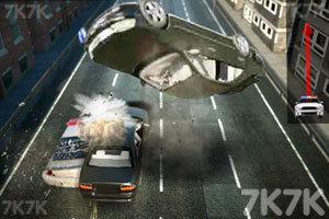 《暴力警车》游戏画面1