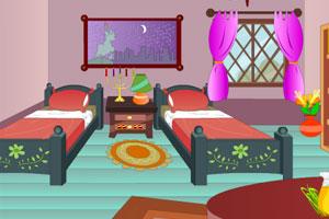 《逃出迷你卧室5》游戏画面1