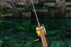 《钓大鱼》游戏画面1