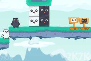 《双色猫大冒险2》游戏画面3
