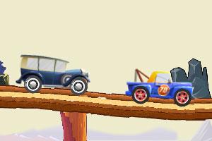 《乱斗的汽车》游戏画面2