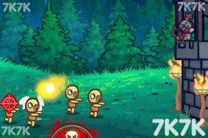《英勇的哨兵骑士2中文版》游戏画面7