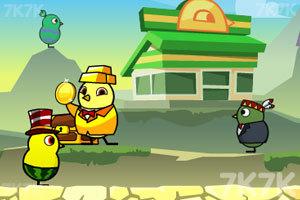《小鸭子的寻宝之旅》游戏画面5