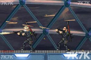 《狙击外星人部队2无敌版》游戏画面8